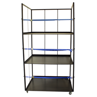 Rolling-Rack-for-Mattresses-(customized-for-1-30-mattresses) -- RR-CMR