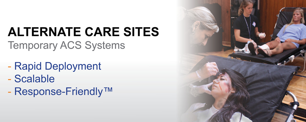 Alternate Care Sites by VeriCor Medical Systems