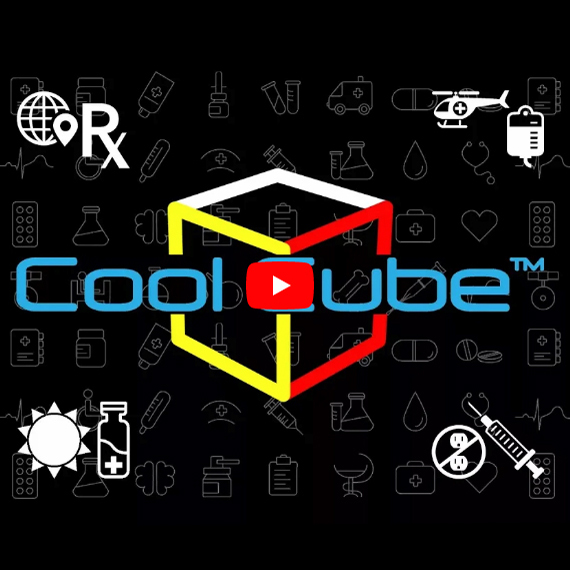 YouTube Cool Cube™ Play Image