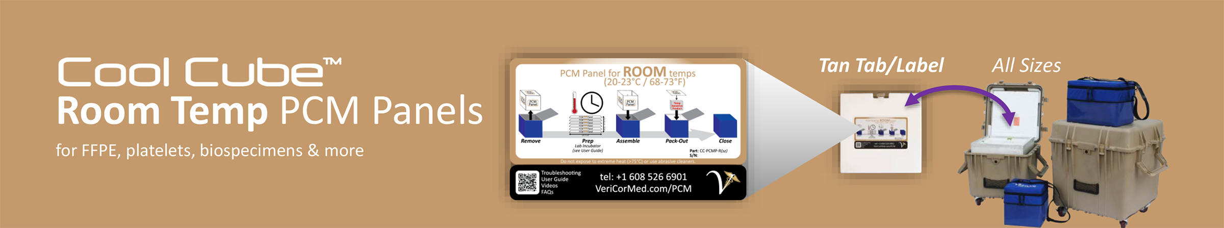 All Controlled Room Temps Prep Methods